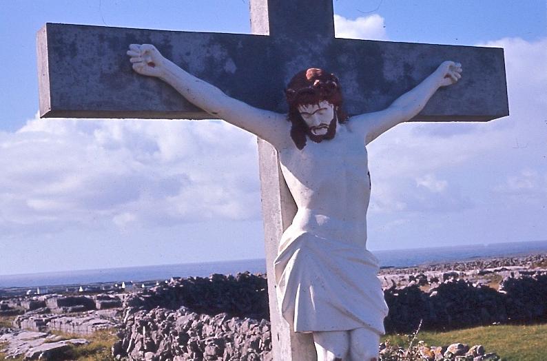 アラン島のキリスト