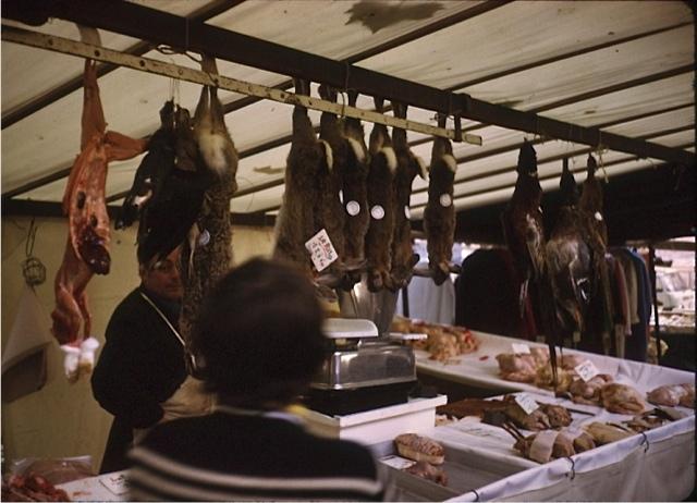 パリの市場