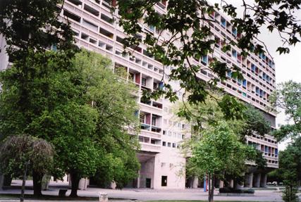 ル・コルビュジェの集合住宅